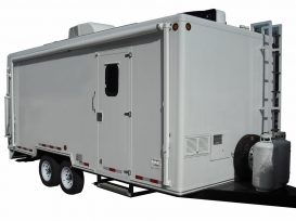 Custom Communication Trailers