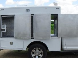 Custom Animal Control Truck Fabrication