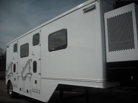 Custom Data Vans & Trailers
