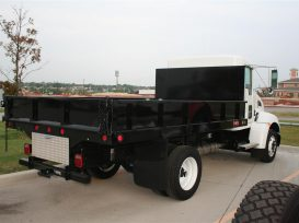 Custom Flat Deck Trucks