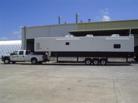 Custom Mobile Command Trailers