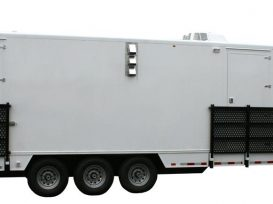 Mobile Shower Trailers