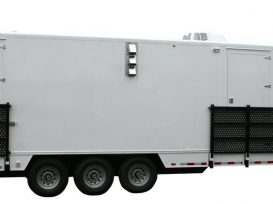 Mobile Restroom Trailers
