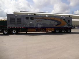 Customized Chemical Trailers