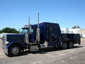 Custom Wireline Trucks