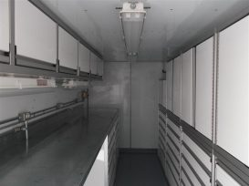 Work Container Interior