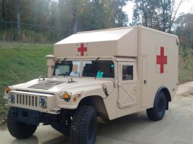 Medical Support Vehicles