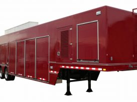 Military Command Trailers