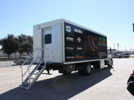 Mobile Storeroom Trucks